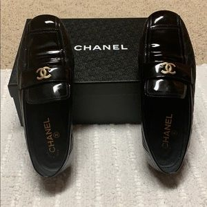 CHANEL Shoes - Authentic Black Chanel loafers